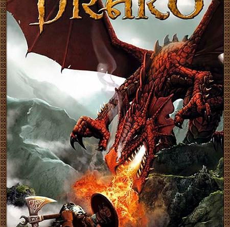 Portada de la edición de Masqueoca de Drako