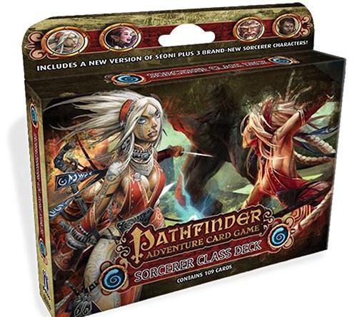 Pathfinder Sorcerer Class deck