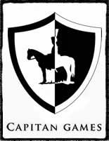 Capitan Games, logo
