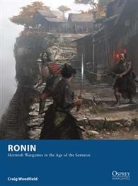 Ronin, portada Osprey