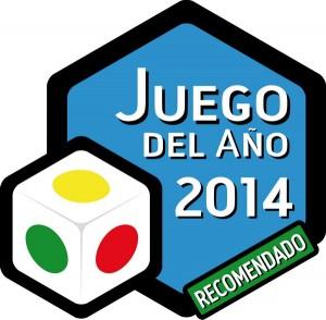 JdA 2014, logo Recomendados 2014