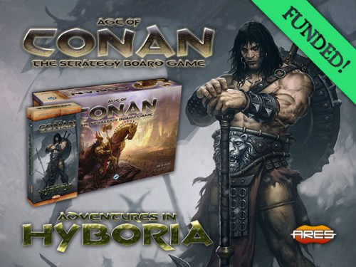 Age of Conan Crowdfunding