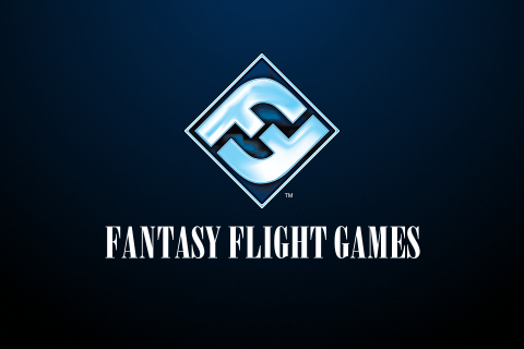 Logotipo de la compañía Fantasy Flight Games