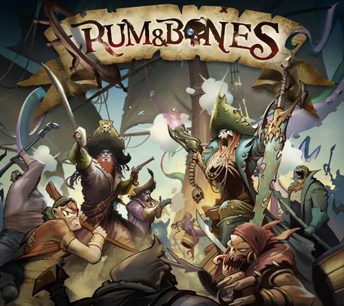 Portada de Rum and Bones