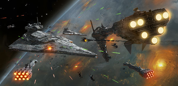 Star Wars, Armada