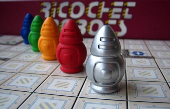 Juego Ricochet Robots sorteado en Ludonoticias