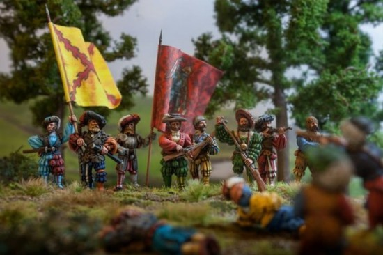 Pro Gloria Miniatures comprada por Warlord Games