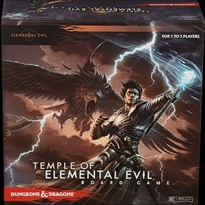 Dungeons&Dragons, Temple of Elemental Evil Boardgame