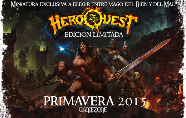 HeroQuest 25th