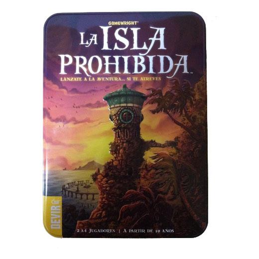 Caja de la Isla Prohibida