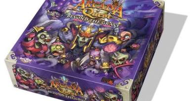 Caja de Arcadia quest beyond the grave