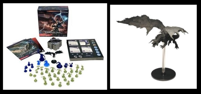 Dungeons&Dragons, Temple of Elemental Evil, componentes