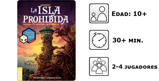 Ficha de la Isla Prohibida