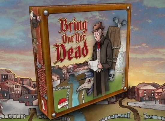 Juego Bring Out Yer Dead