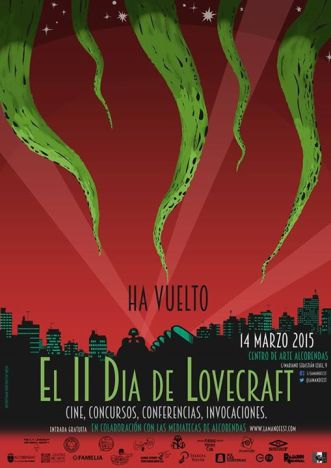Día de Lovecraft, cartel