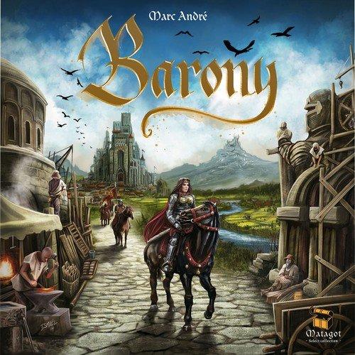 Portada de Barony de Matagot