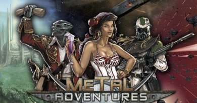 Caja de Metal Adventures