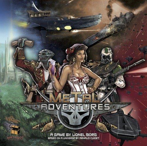 Caja de Metal Adventures