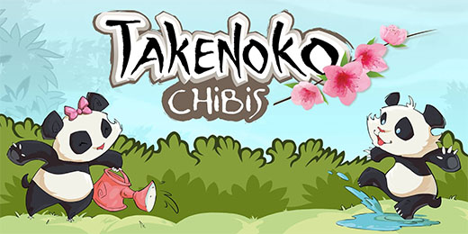 banner de Takenoko Chibis