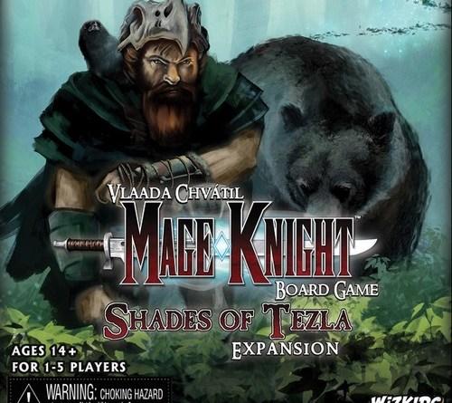 Portada de Shades of Tezla
