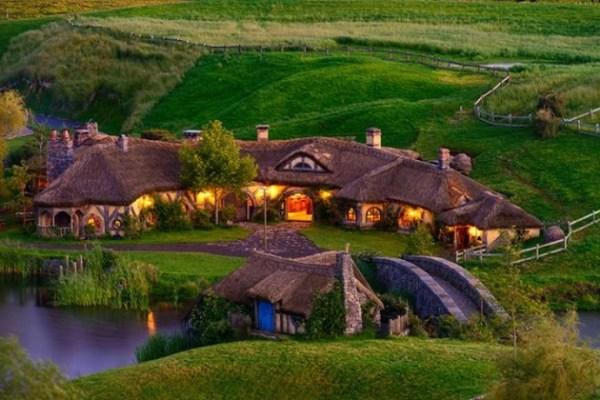 Hobbiton en Nueva Zelanda