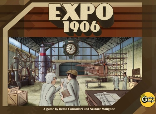 Portada de expo 1906