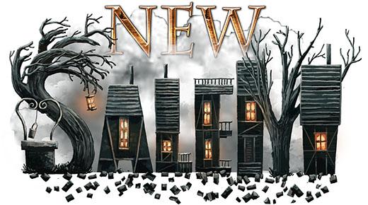 Logo de New Salem
