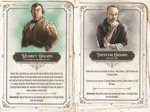 Cartas de watson and holmes