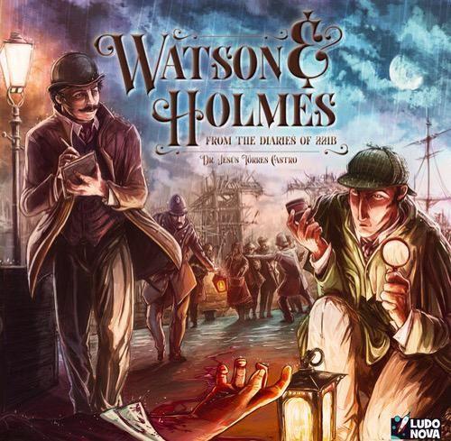 Portada de Watson and holmes