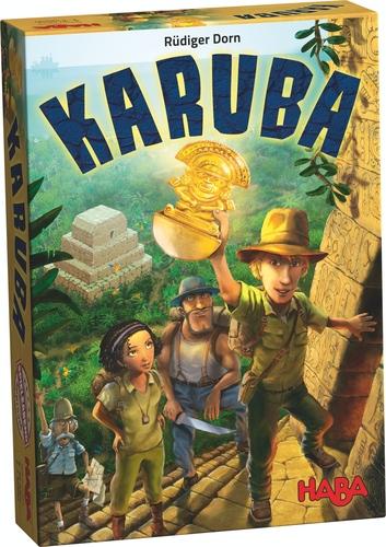 Portada de Karuba de Haba