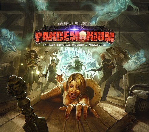 Portada de Pandemonium