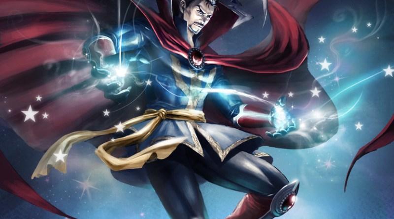 Imagen de Doctor Extraño de Marvel