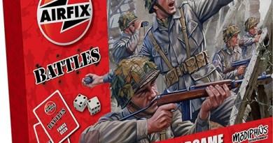 Portada de Airfix Battles
