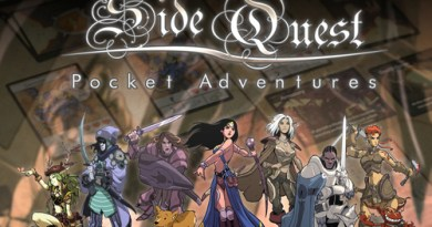 Portada de Side Quest Pocket adventures