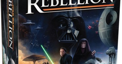 Portada de Star Wars Rebellion