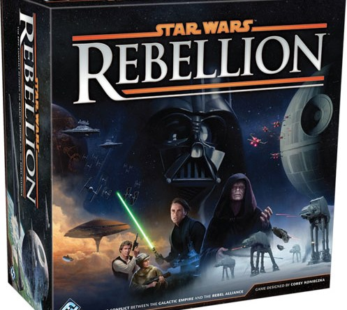 Portada de Star Wars Rebellion