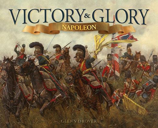 Portada de Victory and Glory Napoleon