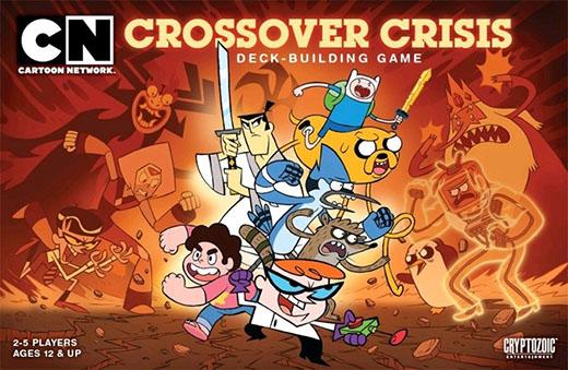 Portada de Crossover Crisis DBG