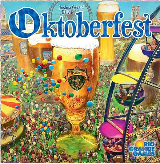 Portada de Oktobertfest