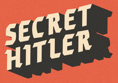 Logotipo de secret Hitler