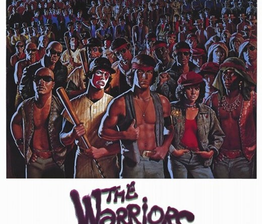Poster de la película The Warriors