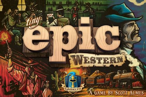 Portada de Tiny Epic Western