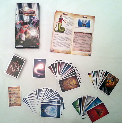 Arcanya-Magic-Academy-Components