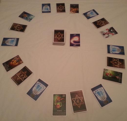 Setup de Arcanya Magic Academy