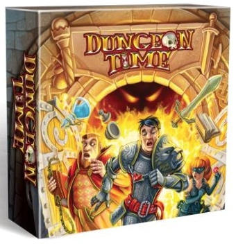 Portada de dungeon time