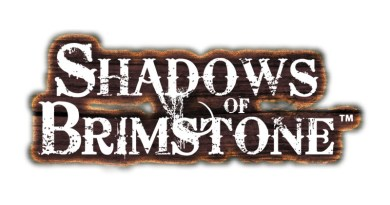 Shadows of Brimstone logo