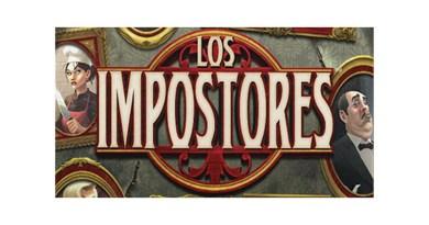 logotipo de los impostores