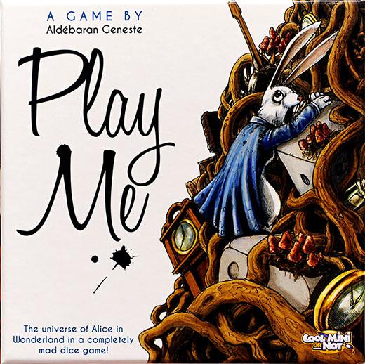 Portada de Play Me