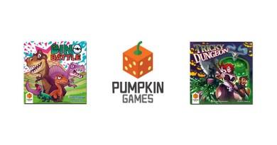 Pumpkin Games y sus dos próximos juegos