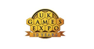 Logotipo de los Uk Games Expo Awards 2016